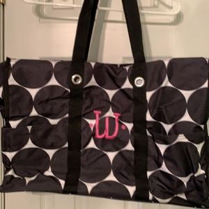 Thirty-one Zip Top Tote